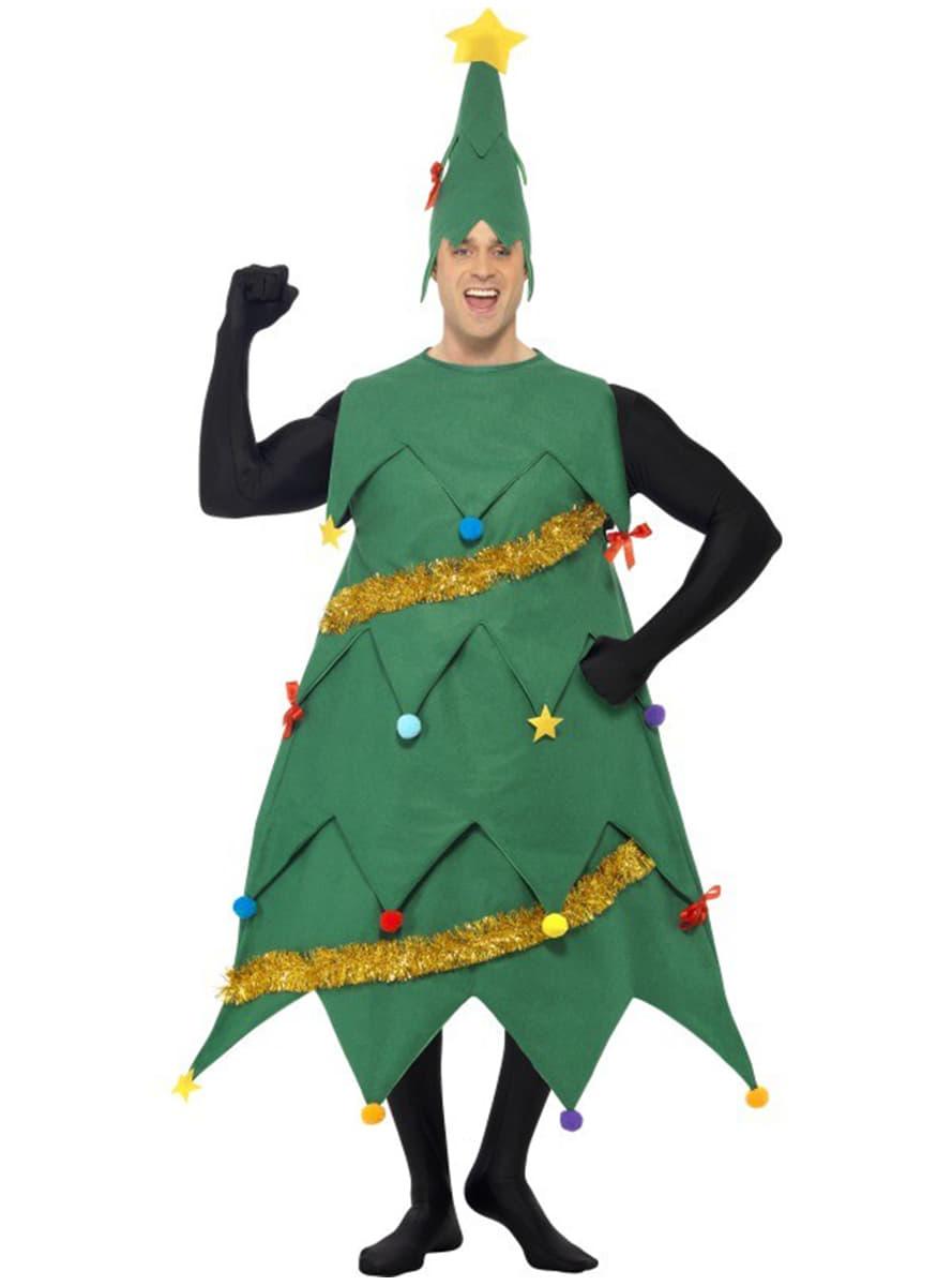 Costume d 39 arbre de no l de luxe pour homme sur notre boutique de d guisement les meilleurs prix - Deguisement sapin de noel ...