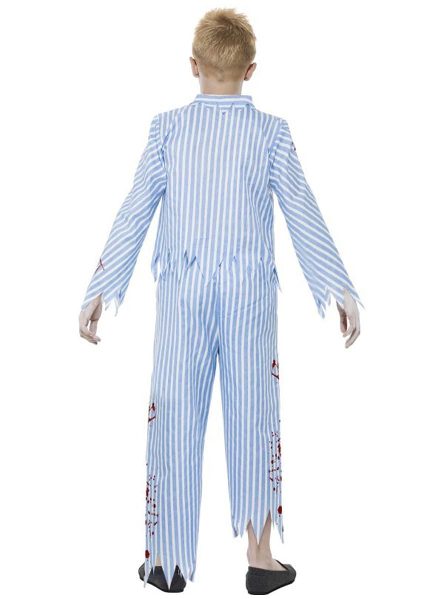 pyjama zombie kost m f r jungen online kaufen g nstiger preis. Black Bedroom Furniture Sets. Home Design Ideas