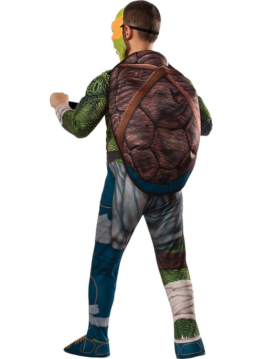 Costume michelangelo muscl tortues ninja movie pour - Tortue ninja michael angelo ...