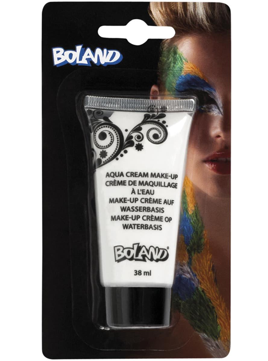 maquillage blanc pour d guisements funidelia. Black Bedroom Furniture Sets. Home Design Ideas
