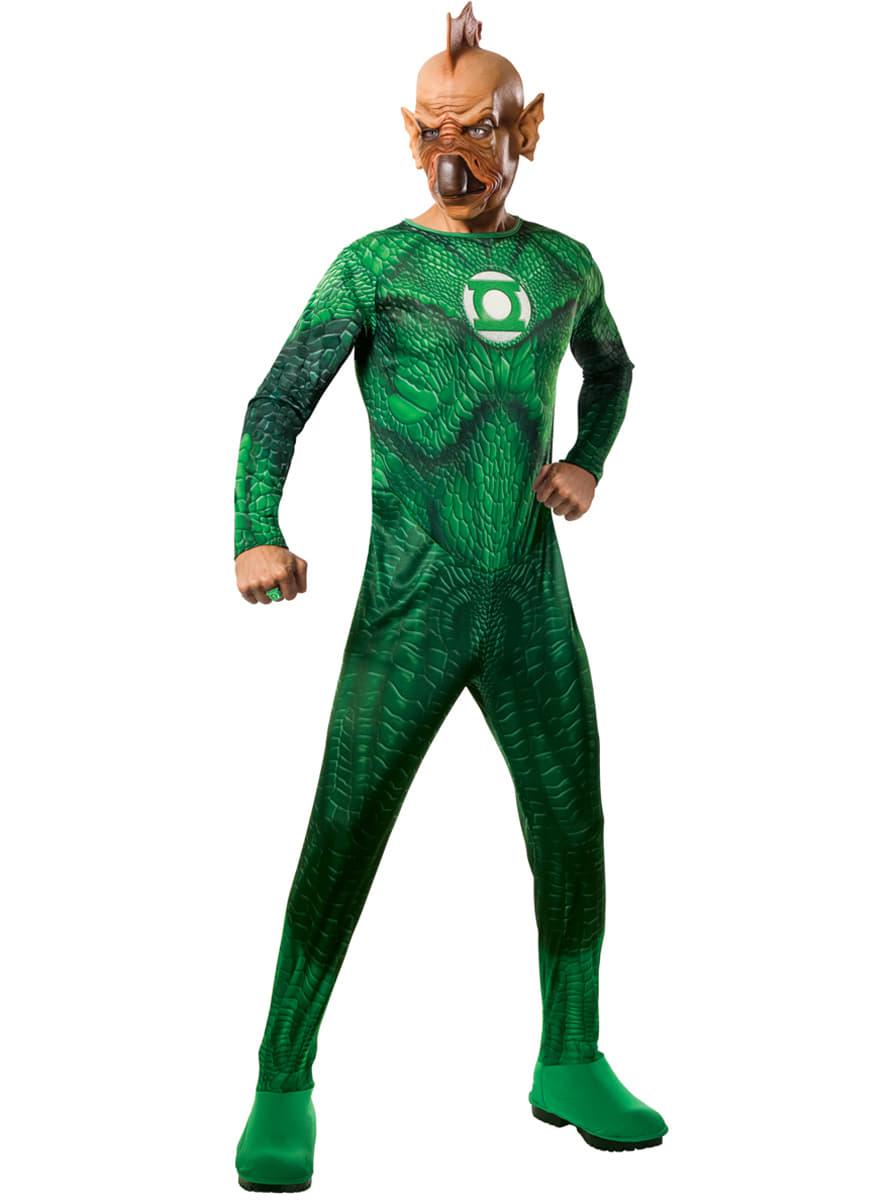 costume tomar re green lantern homme. Black Bedroom Furniture Sets. Home Design Ideas