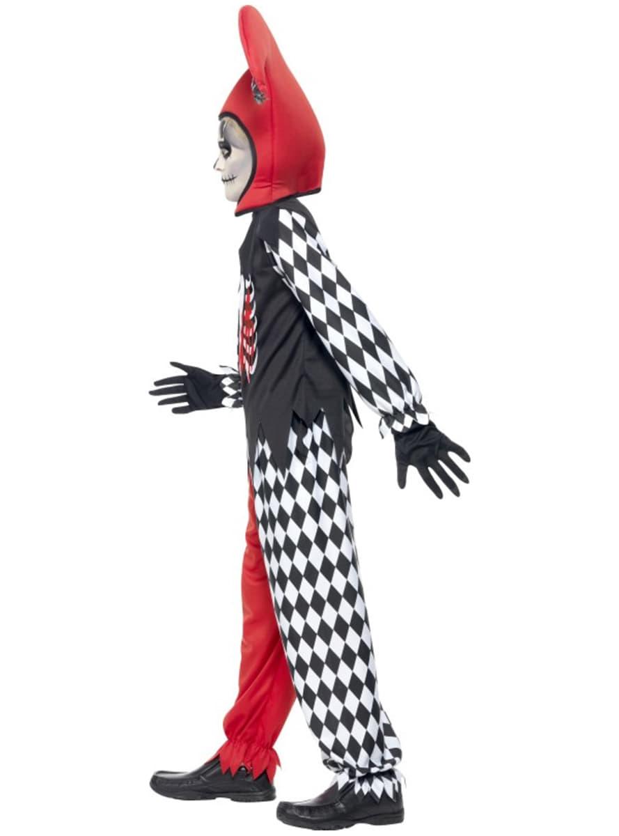 Jester of Death Costume