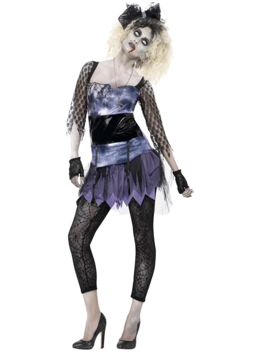 disfraz de los aos zombie para mujer