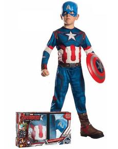 D guisements captain america costumes captain america - Bouclier capitaine america ...