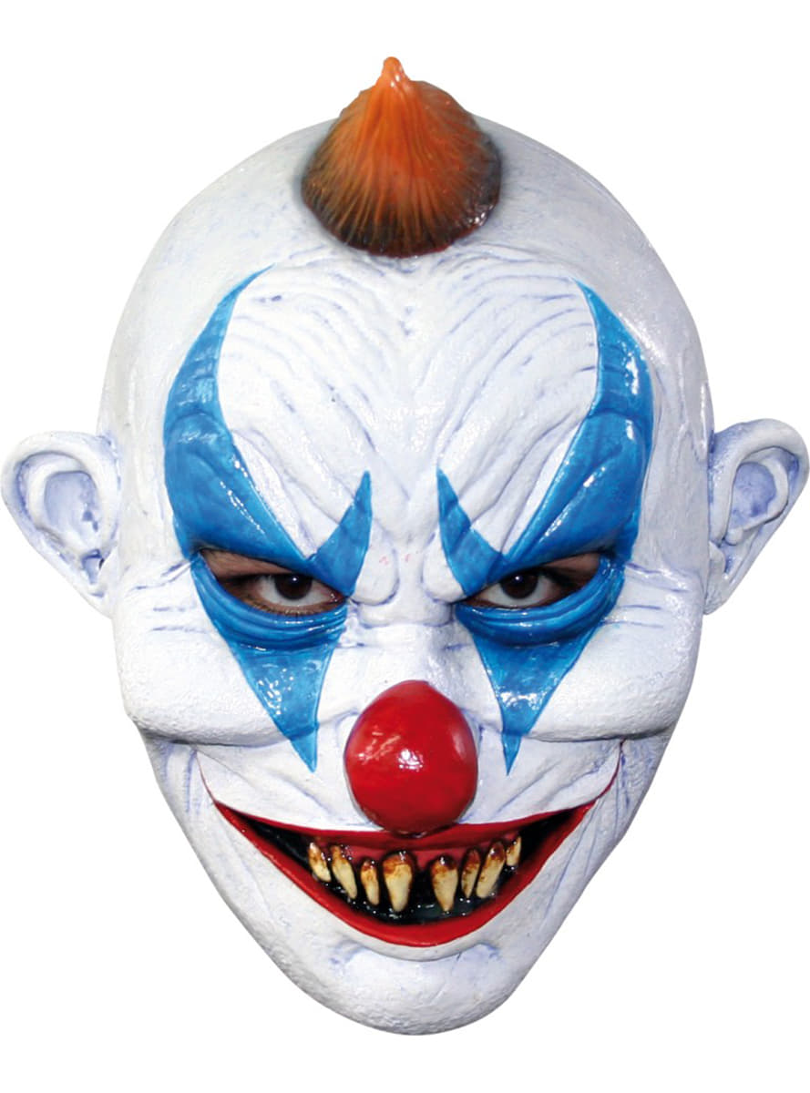 Clown Halloween Mask: buy online at Funidelia.