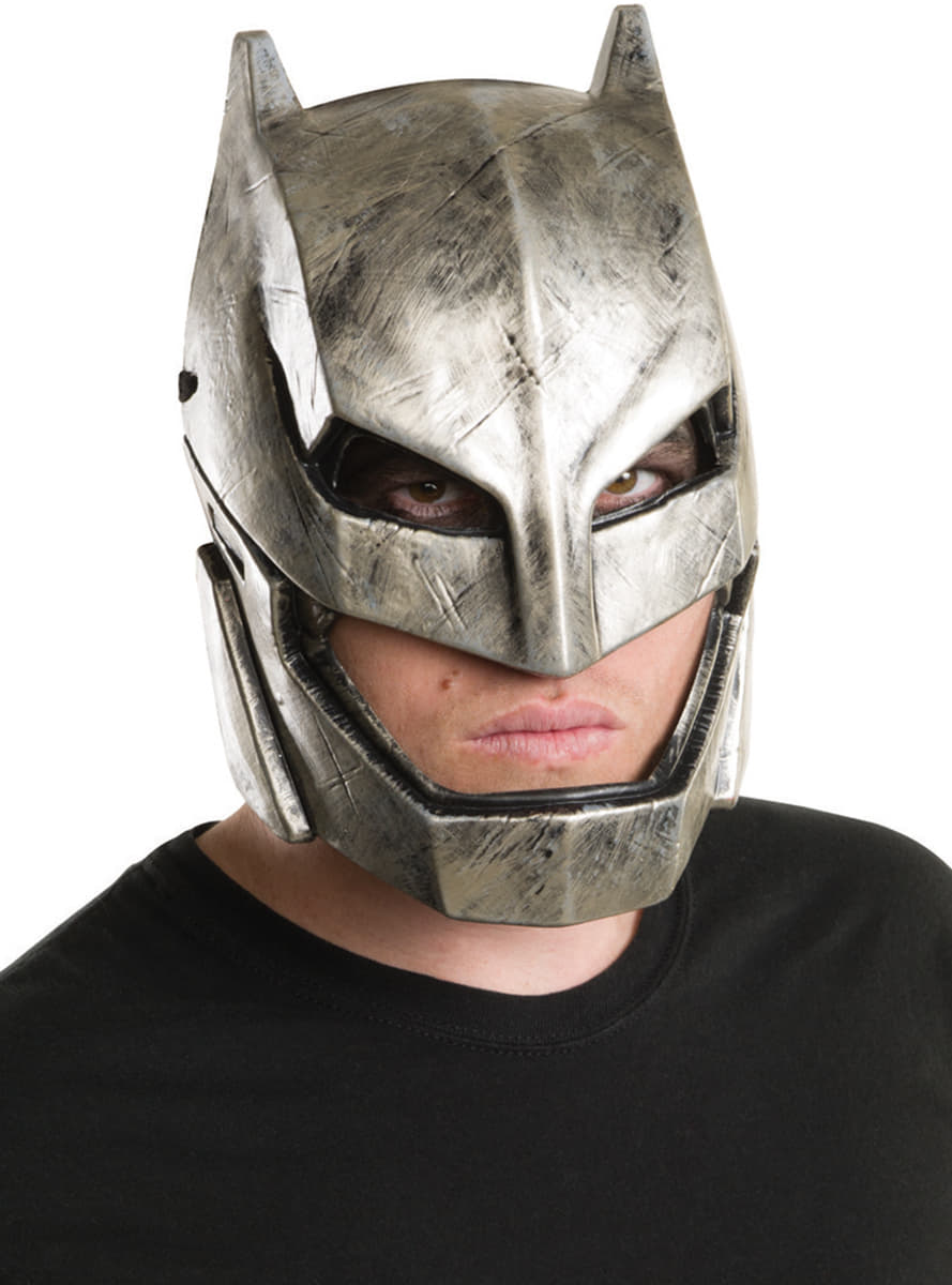 Masque armure batman batman v superman homme - Masque de superman ...