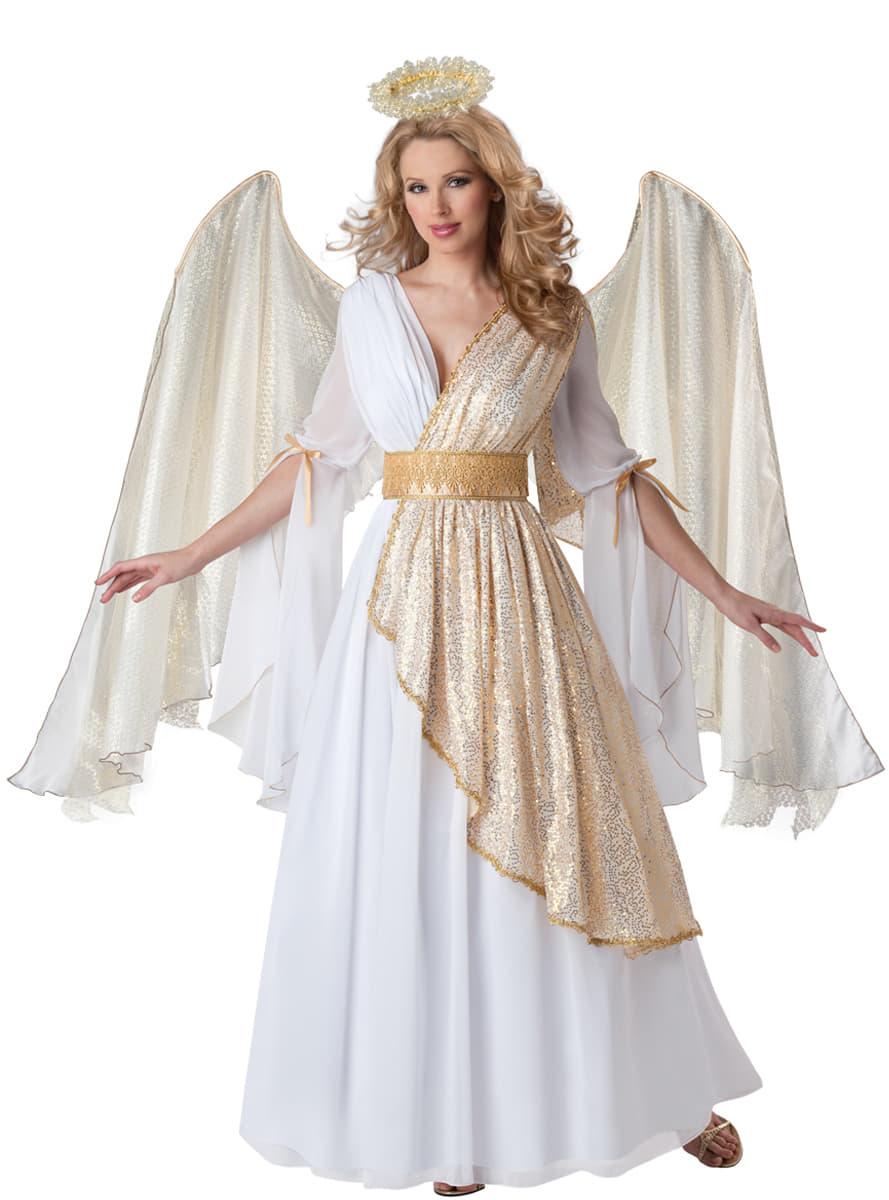Disfraz Angel Nia Finest Trendy Disfraz A Aos Angel Nia With - Disfraz-angel-nia