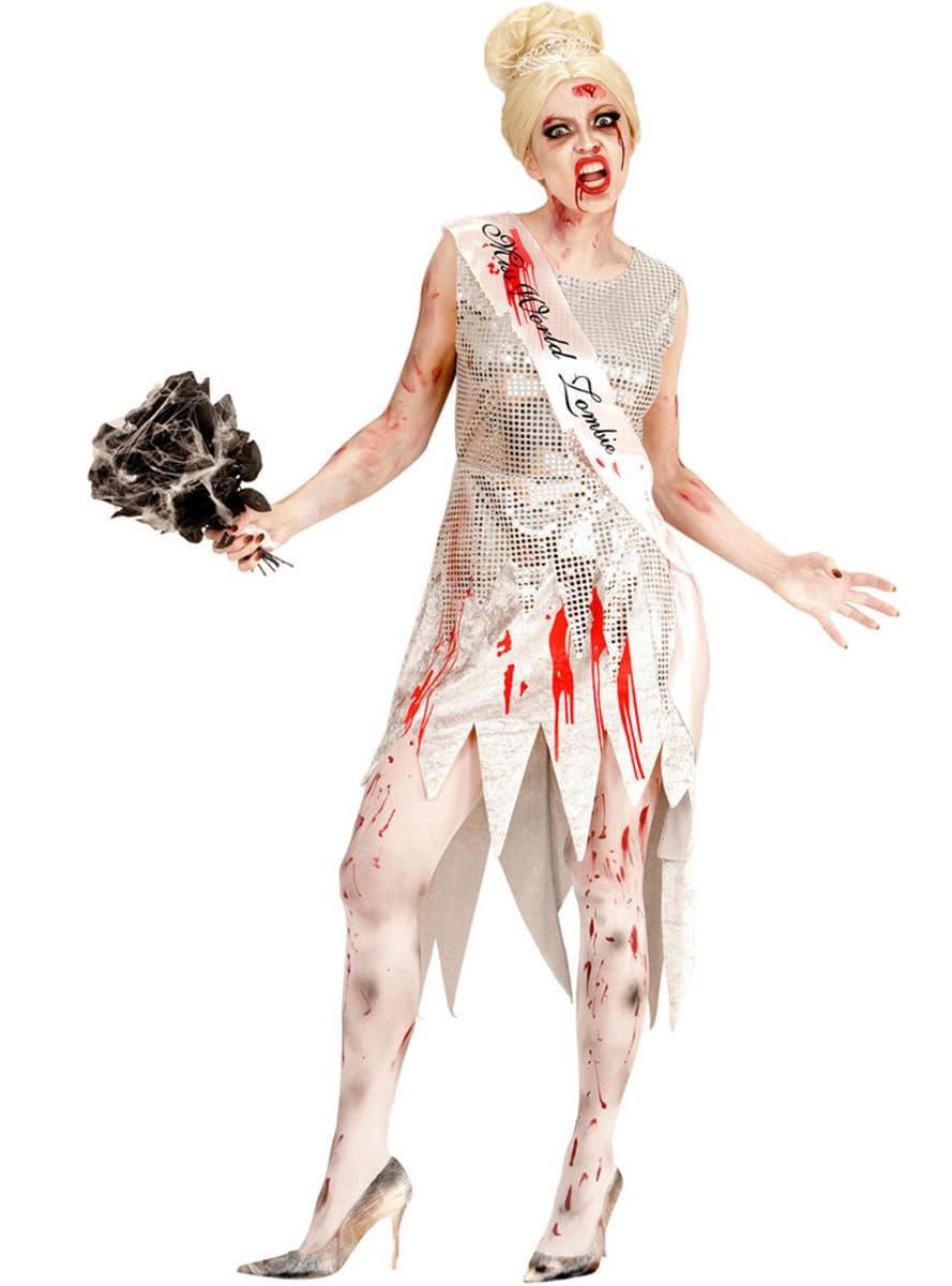 D guisement miss monde zombie femme grande taille funidelia - Deguisement zombie femme ...