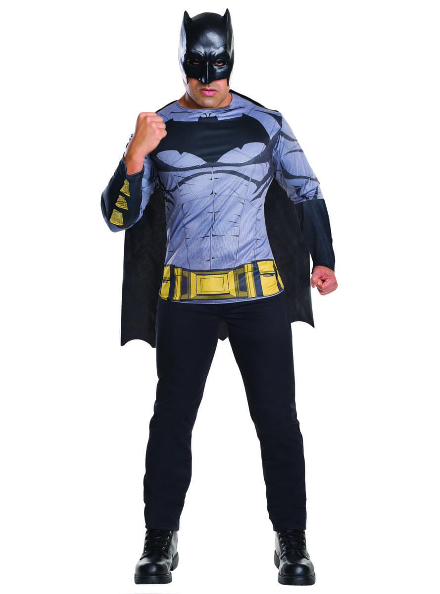 kit de d guisement batman pour homme batman vs superman. Black Bedroom Furniture Sets. Home Design Ideas
