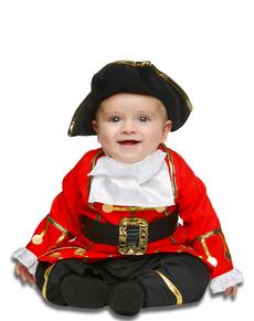 disfraz de pequeo corsario para beb