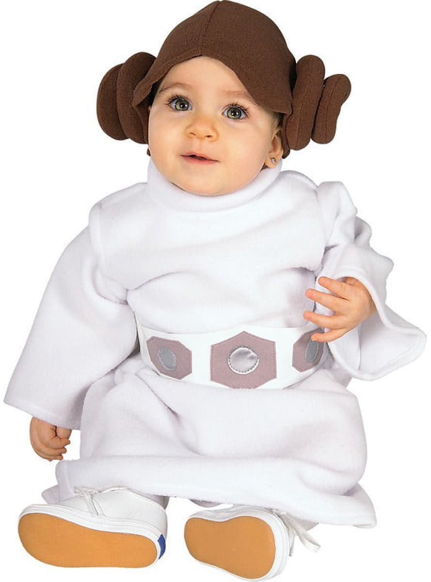 Disfraz de princesa leia para beb comprar online - Disfraces navidenos para bebes ...