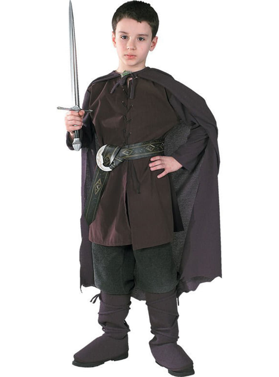 Disfraz de aragorn ni o comprar online - Disfraz elfo nino ...