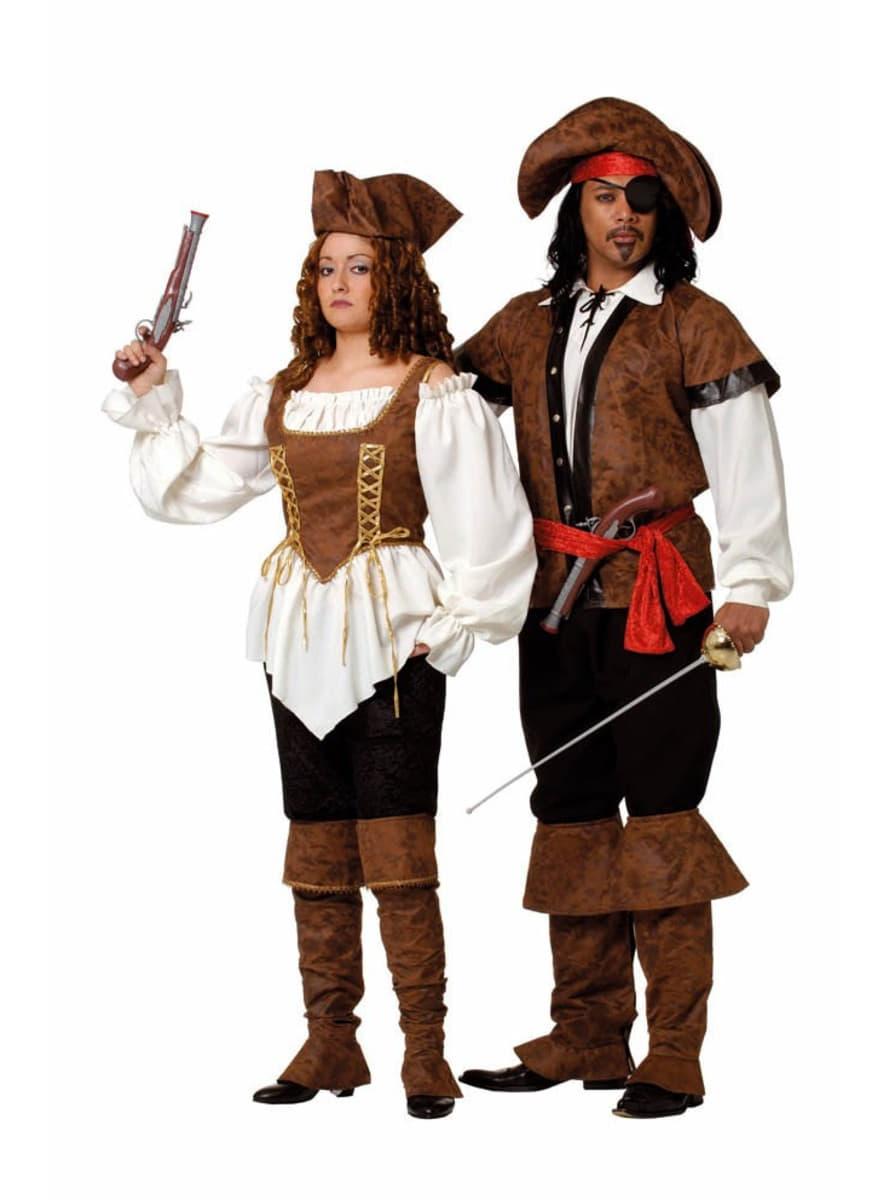 costume de pirate haut de gamme pour homme funidelia. Black Bedroom Furniture Sets. Home Design Ideas