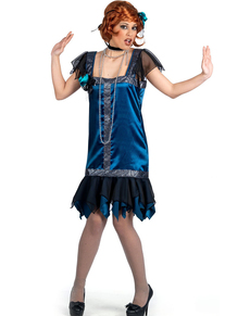 costume de charleston brocard haut de gamme acheter en ligne sur funidelia. Black Bedroom Furniture Sets. Home Design Ideas
